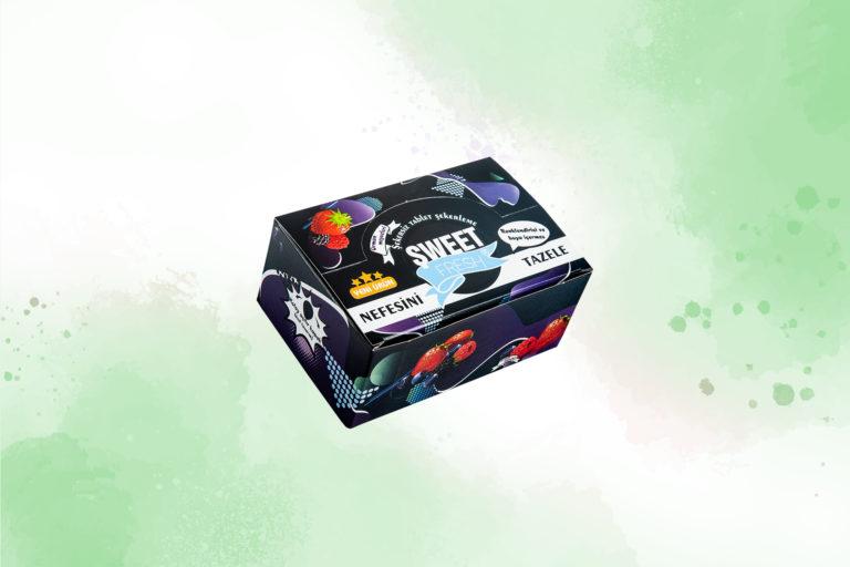 24'lü Orman Meyvesi Aromalı Tablet Şekerleme
